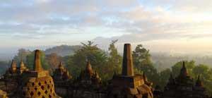 chauffeur Java Borobudur