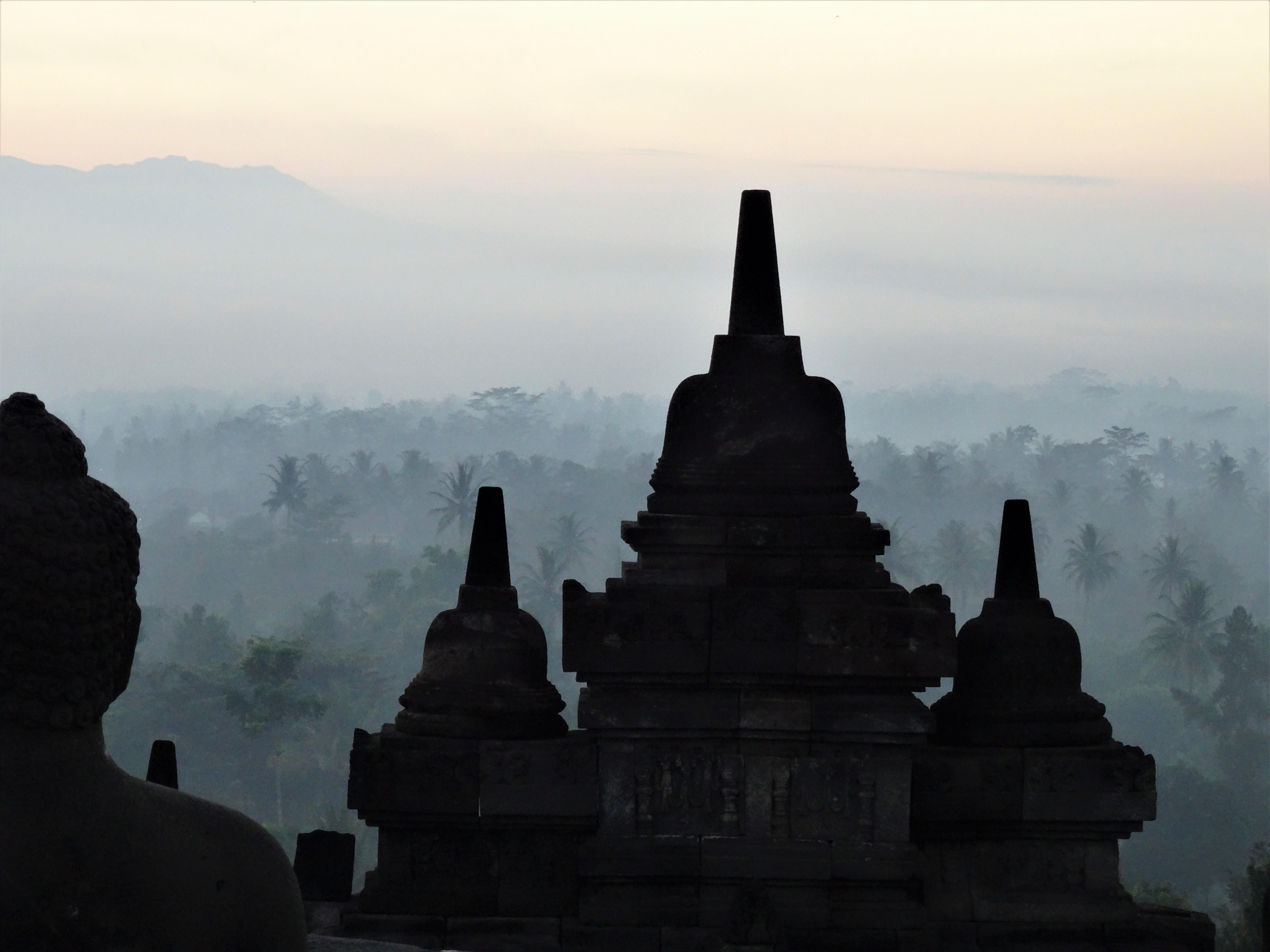 Fahrer mietwagen Borobudur