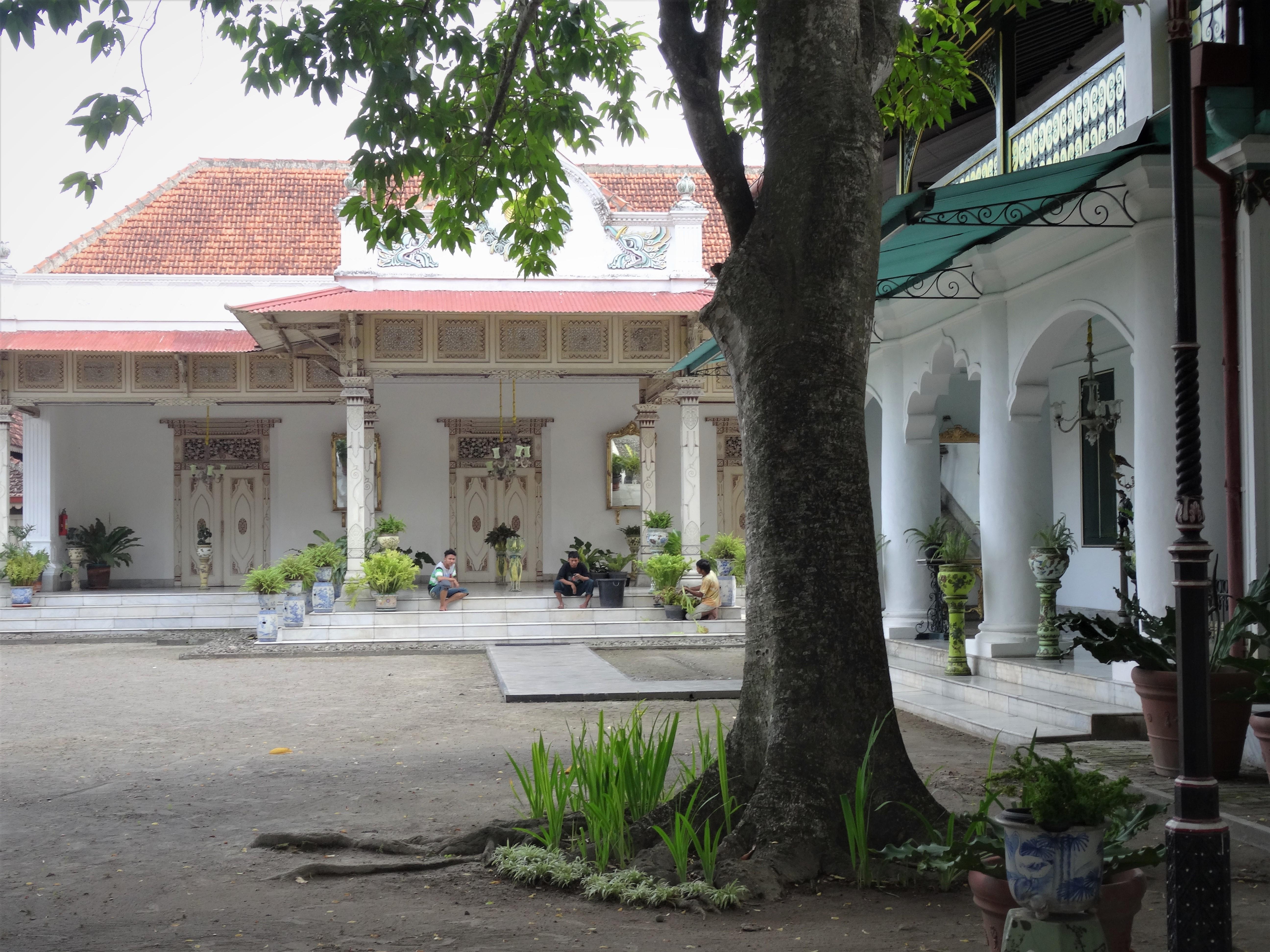 private driver Java and Bali kraton Yogyakarta