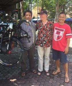 cycling tour in jogja