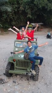 jeep tour merapi