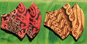 batik mondkapjes