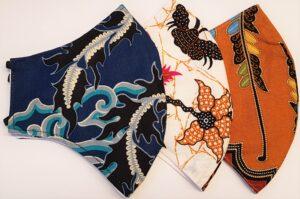 batik mondkapjes bestellen